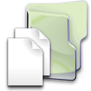 icon of documents and folders